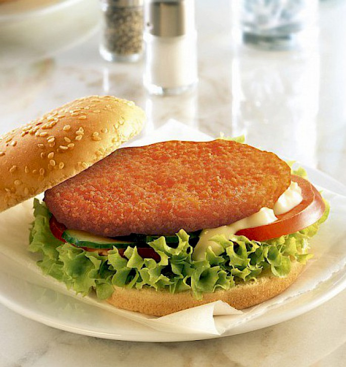 Chicken Burger Patty